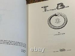 1973 The Dead Book Hank Harrison, Extremely Rare Grateful Dead Book