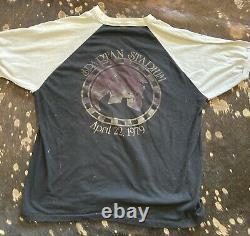 1979 Grateful Dead Shirt L BERTHA SPARTAN STADIUM CONCERT RARE VINTAGE RINGER