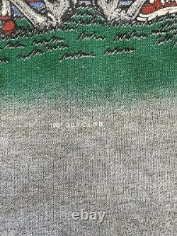 1981 Grateful Dead Shirt M/L Raglan VINTAGE NYE OAKLAND SF BRIDGE HTF RARE