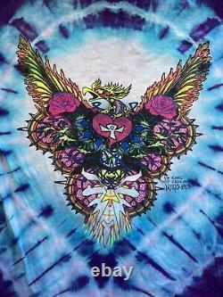 1983 Grateful Dead Shirt M MIKO LOT TYE DYE PSYCHEDLIC RARE HTF T VINTAGE