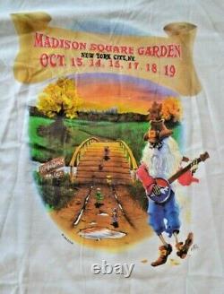 1994 Grateful Dead MSG NYC Fall Tour Shirt NEVER BEEN WORN Rare Jerry Weir