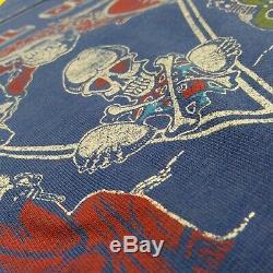 70s vtg t shirt 1979 GRATEFUL DEAD T-SHIRT Concert Tshirt Tour tshirt M 38 RARE