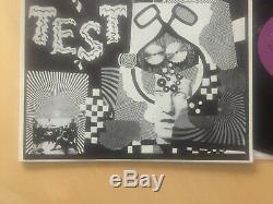 Acid Test Orig 66 The Grateful Dead Ken Kesey & The Merry Pranksters Psych M- Lp