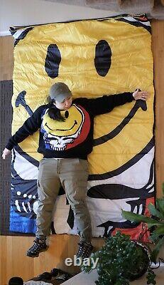Chinatown Market Grateful Dead EXTREMELY RARE Sleeping Bag NEW