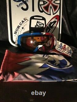 Dragon Goggles Danny Davis Grateful Dead. Very Good. Rare. W protective sleeve
