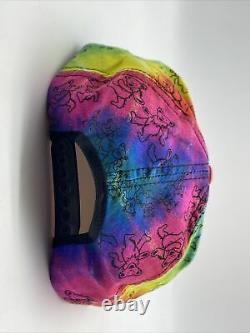 EUC Grateful Dead Tie Dye Vintage 1992 Hat Brockum Jerry Garcia Bears Rare Cap