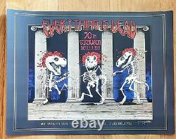 Everything is Dead Stanley Mouse Rare Grateful Dead Fare Thee Well Signed Print