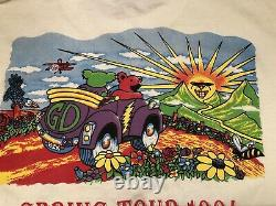 Extremely Rare Vintage Grateful Dead American Gothic Spring Tour 1994 T-Shirt