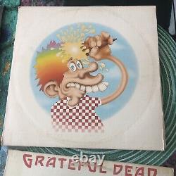 GRATEFUL DEAD 8 Lp LOT Europe 72 Reckoning Steal Your Face Rare Vinyl Records