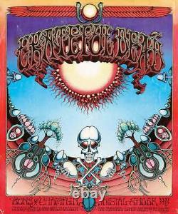 GRATEFUL DEAD AOXOMOXOA AVALON concert poster RICK GRIFFIN 1969 AOR 2.24 RARE
