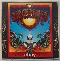 GRATEFUL DEAD Aoxomoxoa ROCK LP WB Green Labels with MEGA RARE STANDEE DISPLAY