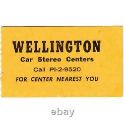 GRATEFUL DEAD & CCR & IRON BUTTERFLY Concert Ticket PHILLY 12/6/68 SPECTRUM Rare