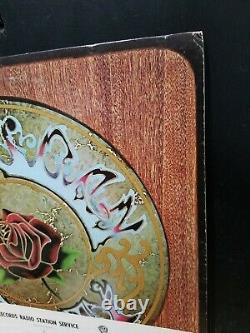 GRATEFUL DEAD LP AMERICAN BEAUTY WLP withTiming Band RARE