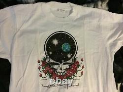 Grateful Dead 1987 Space Your Face Templeton Shirt L Unworn Nmint Rare Clean Vtg