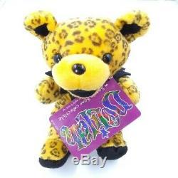 Grateful Dead Bean Bear Delilah Error No Paws 1st Edition Rare One Of Kind