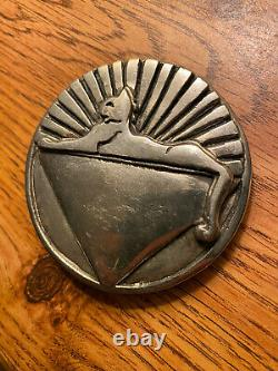 Grateful Dead Belt Buckle Not Owsley Cats Under The Stars Rare! Limited Edition