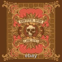 Grateful Dead CD LIVE June 1976 15 CD Box Set HDCD Ltd 12K #ED Rare OOP