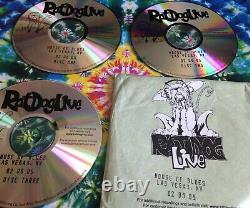 Grateful Dead CD RATDOG Live Bob Weir LAS VEGAS HOUSE OF BLUES HOB 2005 RARE
