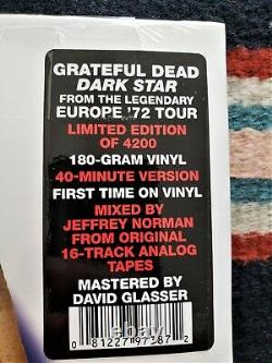 Grateful Dead Dark Star RSD, Brand New Rare OOP Jerry Garcia Phil Lesh