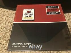 Grateful Dead Dick's Picks Vol. 3, 5/22/'77, 4 LP Box Set, Rare and SEALED