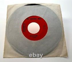 Grateful Dead Don't Ease Me In / Stealin' 1966 Scorpio Records Rare Vinyl 7 45