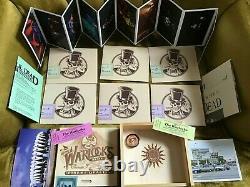 Grateful Dead Formally the Warlocks Box Set 10/8 & 9/1989 LIKE NEW GARCIA RARE