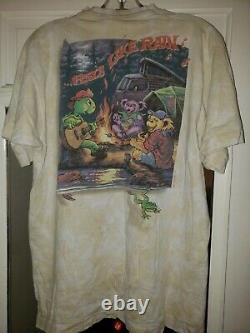 Grateful Dead, L. L. Rain, Summer 1995 T Shirt. Vintage/Very rare. L