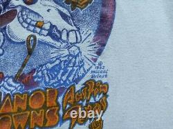 Grateful Dead Manor Downs 1982 rare vintageT-Shirt