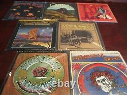 Grateful Dead Mfsl Audiophile 45 RPM & 33&1/3 Limited Edition Numbered Rare Set