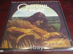 Grateful Dead Mfsl Numbered Wake Of The Flood Rare 1/2 Speed Mastered Limited Lp
