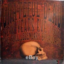 Grateful Dead New Year's Eve 1987 The Full Legendary Broadcast Vinyl Rare Live