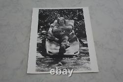 Grateful Dead / Phil Lesh Original 8 x 10 Portrait / Print WOW! RARE