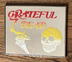 Grateful Dead Poster Mirror Art rare Vintage Memorabilia. 8x10