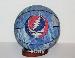 Grateful Dead RARE 1990s Era Concert Tour Souvenir Limited Edition Basketball