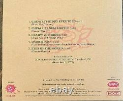 Grateful Dead Road Trips Summer 2011 CD Bonus Disc (Rare OOP) Like New (HDCD)