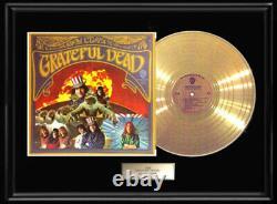 Grateful Dead Self Titled Debut Gold Metalized Lp Record Vinyl Rare Non Riaa
