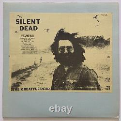 Grateful Dead Silent Dead LP TMOQ Trade Mark Of Quality 73010 Near Mint RARE