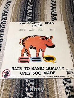 Grateful Dead Space Bbq 500 Tmq Records SEALED RARE 1988 Vinyl Vintage