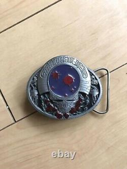 Grateful Dead Space Your Face Belt Buckle Rare Limited Edition 1992 Rock from JP
