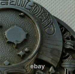 Grateful Dead Space Your Face Belt Buckle Rare Limited Edition 1992 Used