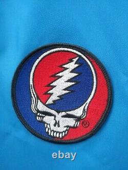 Grateful Dead Stealie Jacket 1977 True Vintage and RARE