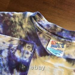 Grateful Dead T Shirt VTG Bertha Concert Tee 1990 RARE USA sz Xl Roses
