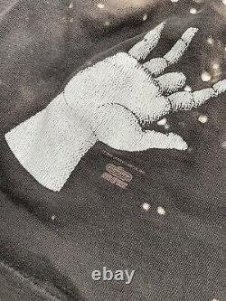 Grateful Dead T Shirt Vintage 1994 Jerry Garcia WINTERLAND Twilight Zone XL RARE