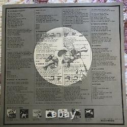 Grateful Dead Terrapin Station Arista Ies-80892 Japan Obi 1977 Promo Lp (rare)