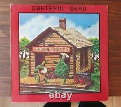 Grateful Dead Terrapin Station RARE GER EMI Testpress Weisse Promo NM Conditon