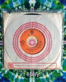 Grateful Dead Vinyl 7 record The Golden Road / Cream Puff War 1967 single Rare
