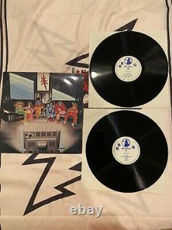 Grateful Dead Vinyl Space Meadowlands 7/4/87 BBQ LE 500 TMQ Records RARE Vintage