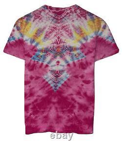 Grateful Dead Vtg 1985 Women's Sz S/M Single Stitch Phoenix Tie-Dye T-Shirt Rare