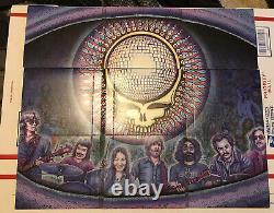 Grateful Dead Winterland June 1977 9 Cd Rare Box Set + Bonus CD
