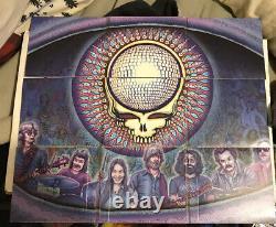 Grateful Dead Winterland June 1977 Complete Recordings Rare Box Set + Bonus CD